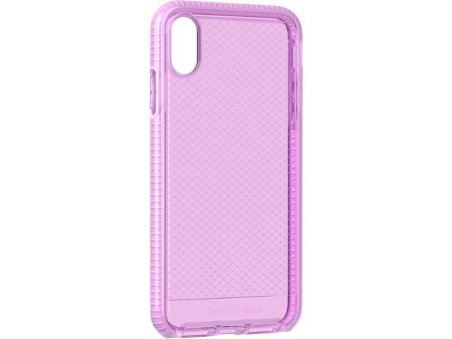 newest 63889 879e9 Tech21 - Evo Check Case for Apple iPhone XS Max - Orchid - Newegg.com