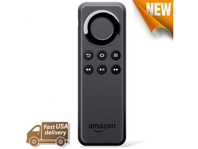 New DR49WK Voice Remote Control For 2nd Gen Amazon Fire TV Stick Media Player