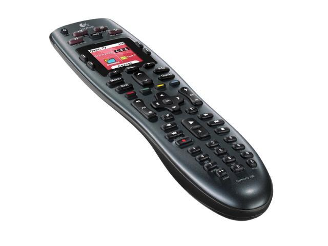 bc4608d6664 Refurbished: Logitech Harmony 700 Universal Remote Control with ...