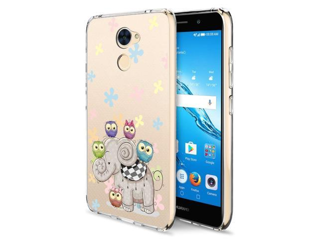Huawei Ascend XT2 Phone Case, Huawei Elate 4G LTE Case Floral Elephant Owl,  - Newegg com