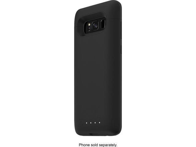 sale retailer 692c6 dc0dc mophie - Juice Pack External Battery Case for Samsung Galaxy S8+ - Black -  Newegg.com