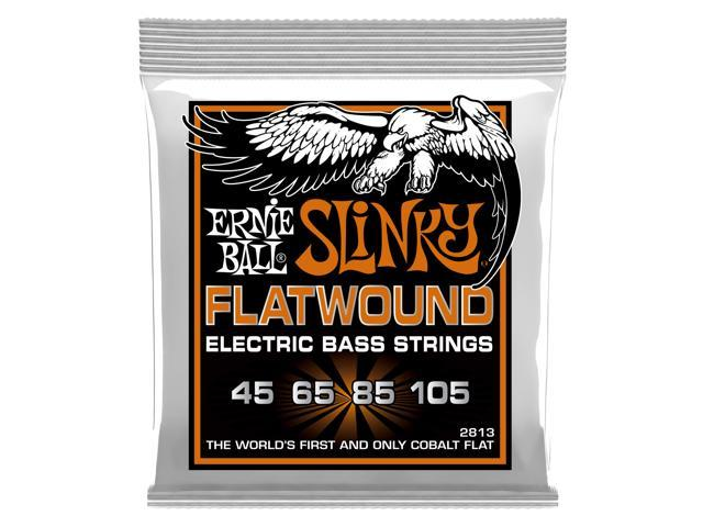 Ernie Ball 2734 Cobalt Super Slinky BASS Strings Gauge 45-100