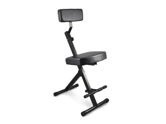 Fabulous New Pyle Pkst70 Musician Performer Chair Stool Durable Portable Adjustable Newegg Com Inzonedesignstudio Interior Chair Design Inzonedesignstudiocom