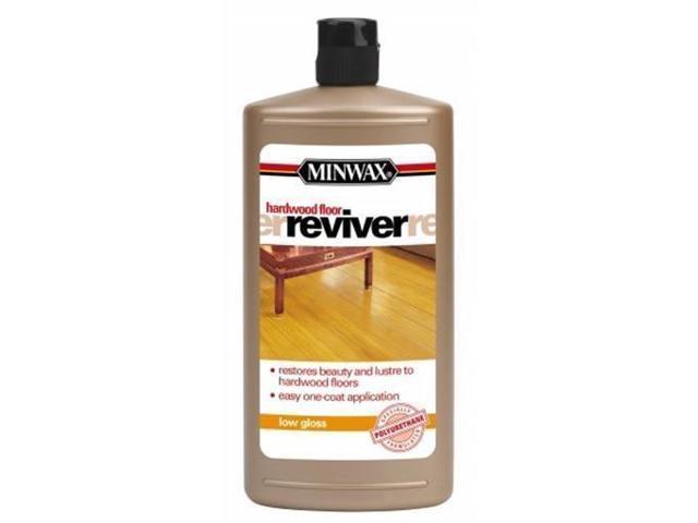 Minwax 32 Oz Low Gloss Reviver Hardwood Floor Restorer 60960 Newegg Com