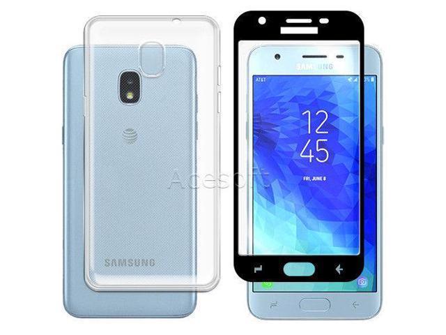 Protective Screen Protector Soft Thin Case for Samsung Galaxy J3 Eclipse 2  J337V - Newegg com