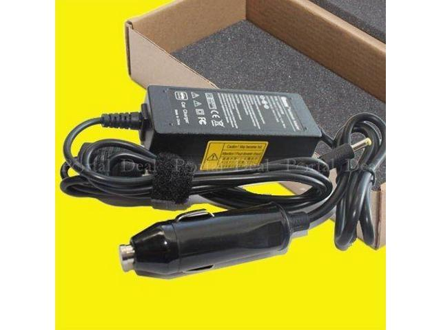 Asus EeePC Laptop Notebook AC ADAPTER CHARGER DC SUPPLY CORD Car Charger