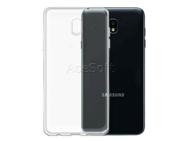 Crystal Soft Full Edge Protective Case Cover for Samsung Galaxy J7 Crown  S767VL - Newegg com