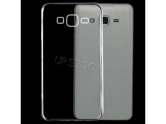 newest collection e131a 4af52 Protective Clear Soft Crystal Skin Shell Case f Samsung Galaxy Grand Prime  S920C - Newegg.com