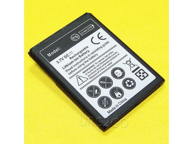 For Consumer Cellular Alcatel Go Flip 4044L Battery 1400mAh Replacement  Standard - Newegg com