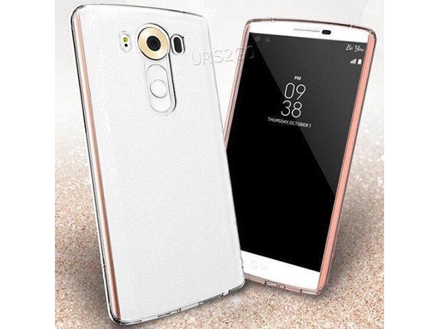 Anti-Slip Back Bumper Protection Case Cover for Verizon LG V10 VS990  Smartphone - Newegg com