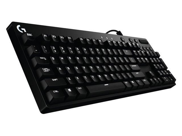 4d5d2c56b02 Logitech G610 Orion Red Backlit Mechanical Gaming Keyboard - Cable  (920007839)