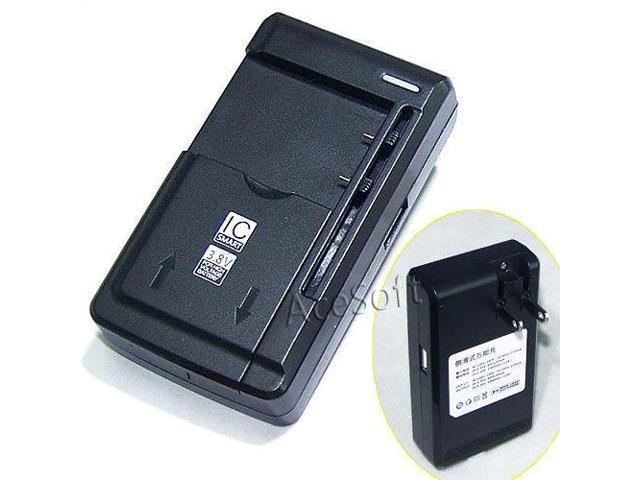 Universal Desktop Travel Battery AC Charger for MetroPCS Alcatel LINKZONE  MW41MP - Newegg com