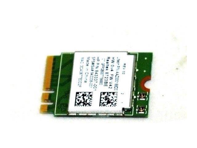 Refurbished: 855106-855,843337-001,Realtek RTL8723BE-VB 802 11b/g/n 1x1  Wi-Fi/Bluetooth 4 0  - Newegg com