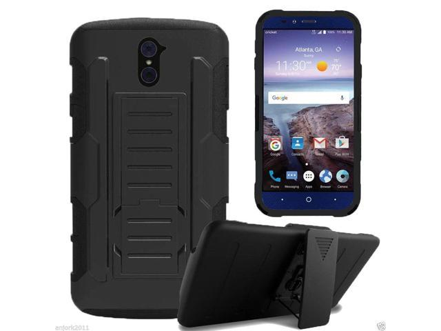 info for 64873 3272e Dual Layer Rugged Case Holster Combo Cover for ZTE Max Duo LTE Z963VL  Z962VL - Newegg.com