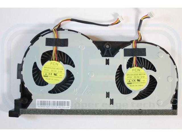 Lenovo Y50-70-80EJ Y50-70-80DT CPU Fan 5F10F78782 Tested Warranty