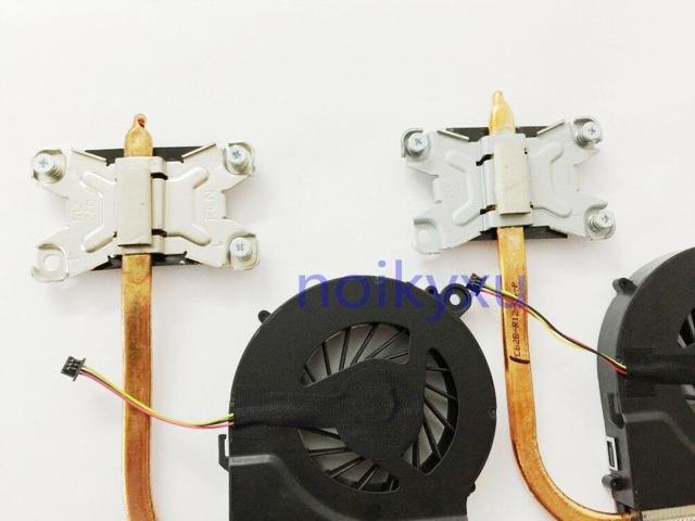 New For HP Pavilion 643258-001 646578-001 Cpu Cooling Fan /& Heatsink UMA