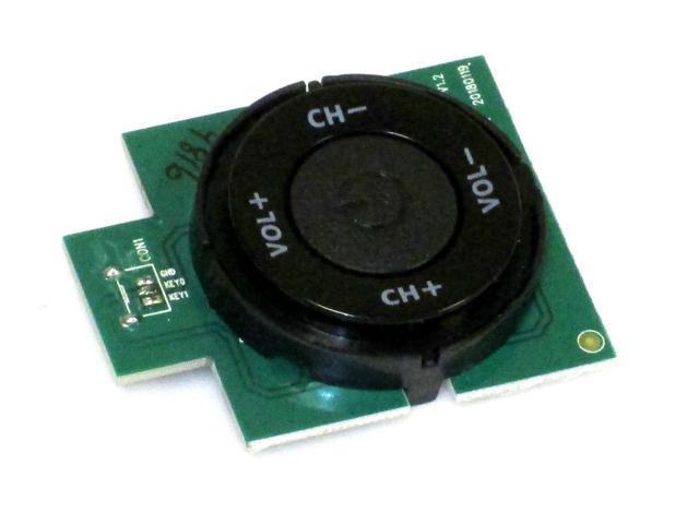 Refurbished: Element E2SW5018 Key Button Board SZTHTFTV2240 V1 2 -  Newegg com