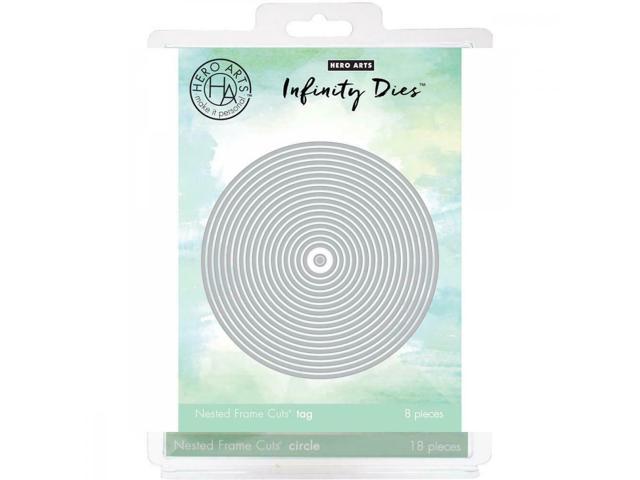 Nesting Circle Hero Arts DI199 Infinity Dies