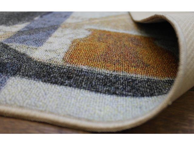 Ottomanson Siesta Collection Runner Rug Multicolor Color 22 x 53