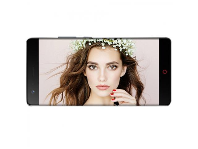 Nubia Z17 Lite 4G Phablet 5 5 inch Global Version Android 7 1 Snapdragon  653 Octa Core 1 95GHz 6GB RAM 64GB ROM 13 0MP Dual Rear Cameras Fingerprint