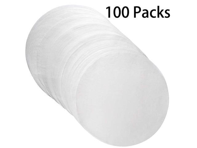 Parchment Paper Circles 100 Pack Cake Baking Paper Rounds Liners9 Inch