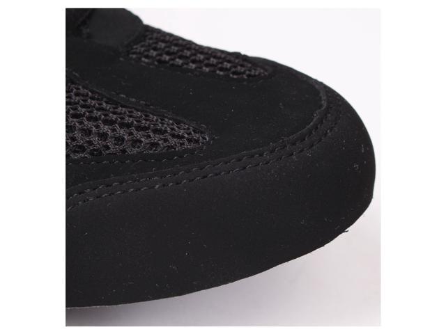 Lonsdale Kids Contender Boxing Boots Mid Cut Lace Up Sport Shoes Junior Boys