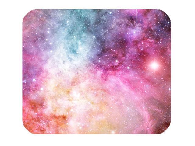 dee3d23549f40 Iconbox Custom Galaxy Nebula Rectangle Mousepad - Newegg.com