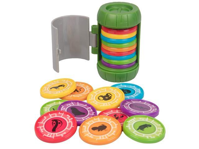photograph about Creature Power Discs Printable identified as Wild Kratts Toys Creature Electricity Disc Holder Preset with 20 Discs - Chris Kratt -