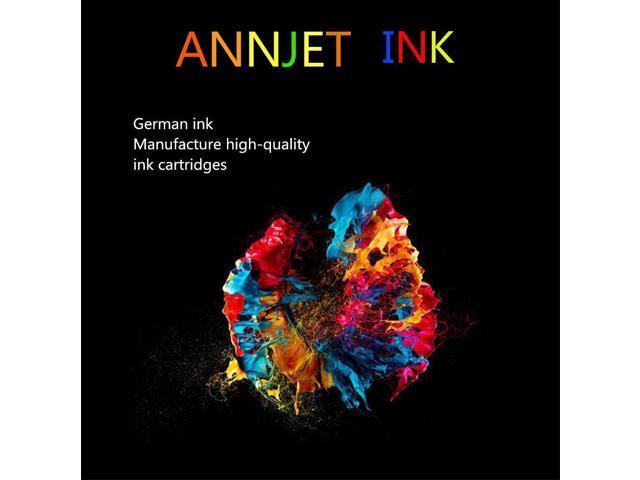 ANNJET Compatible Ink Cartridge Replacement for HP 564XL 564 HP Photosmart  5520 6520 7520 5510 6510 7510 7525 B8550 HP P - Newegg com