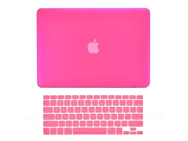 """3in1 PURPLE Rubberized Case for Macbook Pro15/"""" A1398 Retina display LCD Key"""