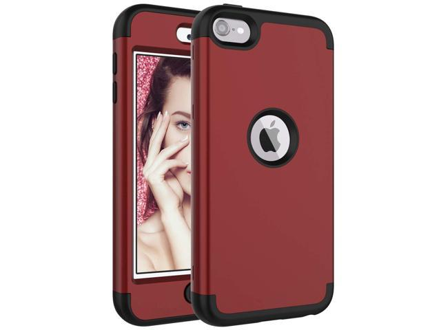on sale 769e1 0aa97 iPod Touch 6th Generation Case,iPod Touch 5 Cases, SAVYOU Heavy Duty High  Impact Shock Armor Case Cover Protective Case for Apple iPod Touch 5 6th ...