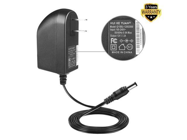 Tfdirect 9v 12v Ac Dc Adapter For X Rocker Pro Series H3 51259 Video Gaming Chair 51231 51396 Replacement Switching Power Supply Cord Charger
