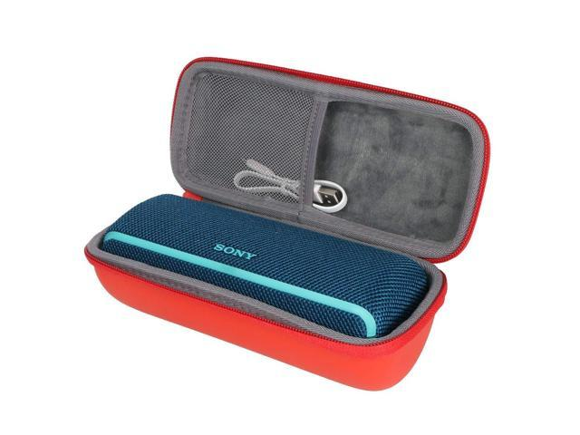 SRSXB21//R Red Sony Portable Wireless Bluetooth Speaker