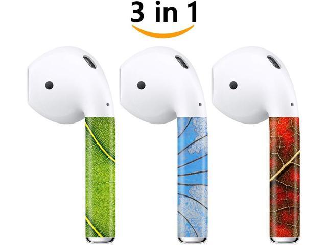 AirPods Skin (3 in 1 AirPod Skins) (Green Teal Red Lamina) - Easy to Wrap &  Matte 3M Decal - Compatible Sticker Skin - Newegg com