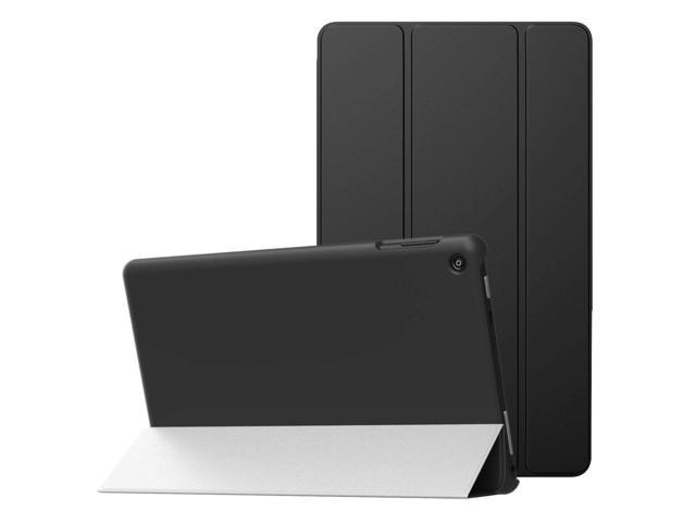 MoKo Case for Fire HD 8 2016 Tablet - Slim Lightweight Smart Shell Stand  Cover with Auto Wake / Sleep for Fire HD 8 (Previous 6th Gen - 2016 Release