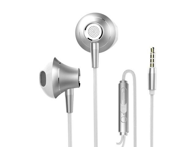 Earphones/Earbuds/Headphones with Microphone and Volume Control for Samsung  Galaxy S9 Plus S8 S7 Note8 LG G6 G5 V30 V20 - Newegg com
