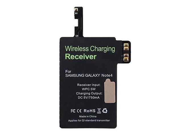DiGiYes 5V 750mA Universal Qi Wireless Charger Charging Receiver Module for  Samsung Galaxy Note 4 - Newegg com