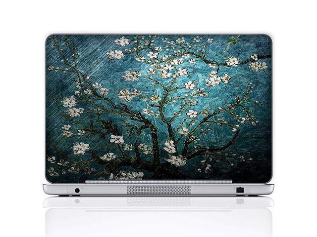 eb27b10835d1 Meffort Inc 14 Inch Laptop Notebook Skin Sticker Cover Art Decal (Free  wrist pad) - Vincent van Gogh Almond Blossoming - Newegg.com
