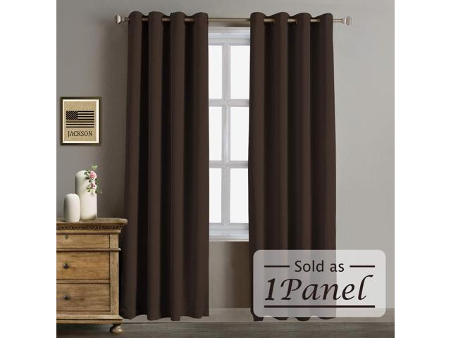Rose Home Fashion RHF Function Curtain-Blackout Curtains 96 inch,Bedroom  Curtains Blackout Curtain Panels&96\