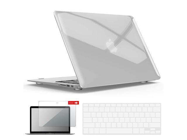 """Crystal Hardcase Shell+Keyboard Cover For Apple Mac Macbook Air 11/"""" A1370 A1465"""