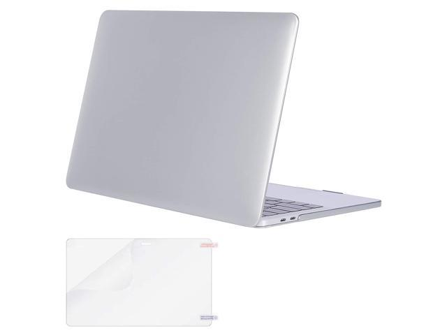 check out a9edb 4dea9 MOSISO MacBook Pro 13 Case 2019 2018 2017 2016 Release A1989 A1706 A1708,  Plastic Hard Shell Cover with Screen Protector Compatible Newest MacBook  Pro ...