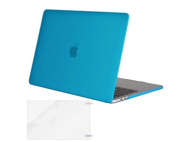 more photos 7f34e 2aa9a MOSISO MacBook Pro 13 Case 2018 2017 2016 Release A1989/A1706/A1708,  Plastic Hard Shell Cover with Screen Protector Compatible Newest MacBook  Pro 13 ...
