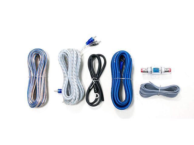 Elite Audio EA-OB08G 8-Guage Complete Car Amplifier Installation Wiring on 1000 watt amplifier wiring kit, 1000 watt stereo amp, 1000 watt sub, 1000 watt monoblock amplifier, 1000 watt amplifier for car, kit car wiring kit, 1000 watt speakers, 1000 watt car amp, volkswagen complete wiring kit, 600 watt amp install kit, 1000 watt mono amp, 1000 watt stereo amplifier,