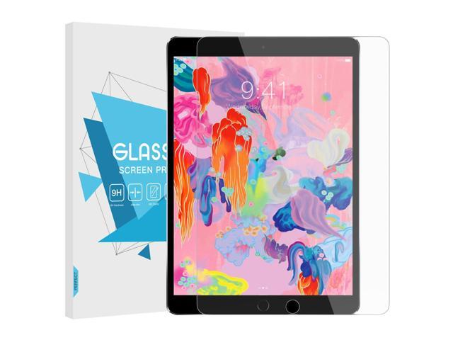 """For New iPad Pro 10.5/"""" 2017 Tempered Glass Screen Protector 9H Hardness HD Clear"""