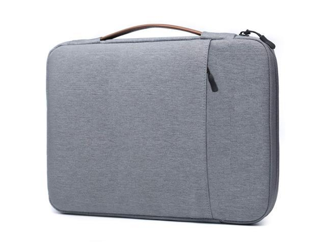 4e09909bf80f HYZUO 13.3 Inch Laptop Sleeve Bag Shockproof Water-Resistance Briefcase  Handbag Compatible with 13.3 MacBook Pro/MacBook Air/ 12.9 iPad Pro/Dell  XPS ...