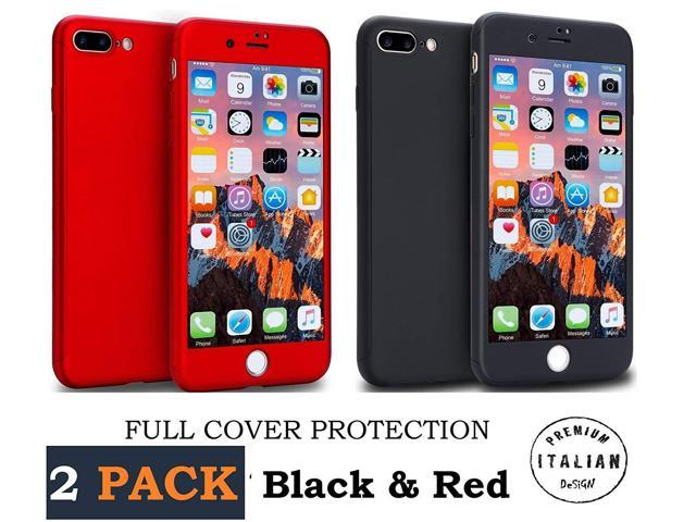 2 pack iphone 8 plus case