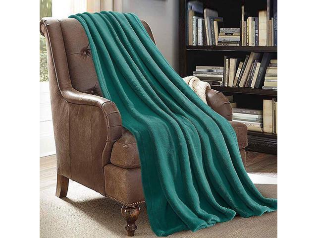 Jml Throw Blankets For Couch Fleece Blanket Soft Warm Lightweight Plush Bed Sofa Chair Travel All Season Use 50 X60