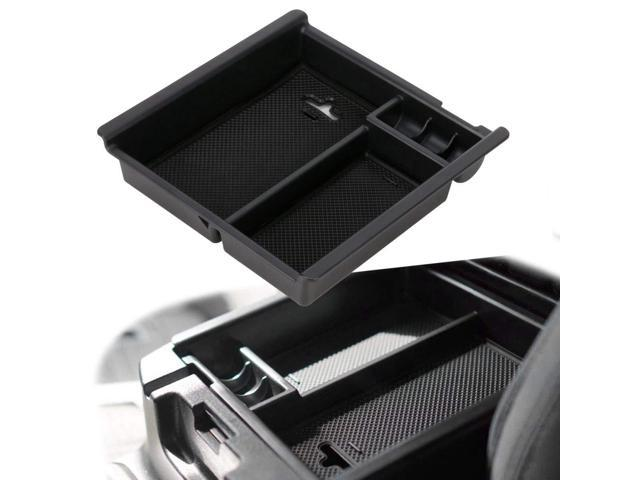 Center Console Storage Armrest Glove Box Tray Insert For 2016-2018 Toyota Tacoma