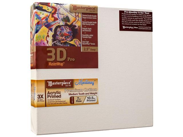 Masterpiece Artist Canvas DM-0712 3D Pro 2-1/2