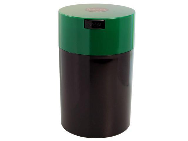 Coffeevac 1 lb - The Ultimate Vacuum Sealed Coffee Container, Green Cap &  Black Body - Newegg com